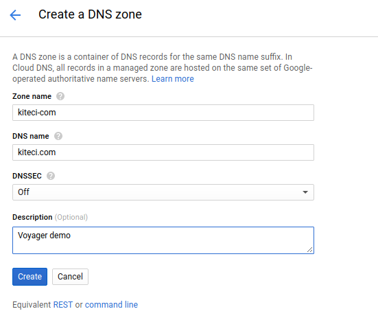 Issue Let's Encrypt certificate using Google Cloud DNS